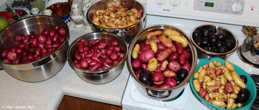 #Alaska Alaska grown potatoes