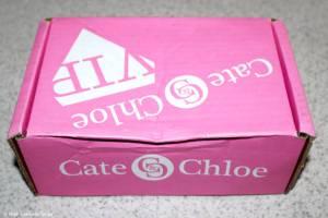 Cate & Chloe VIP box review