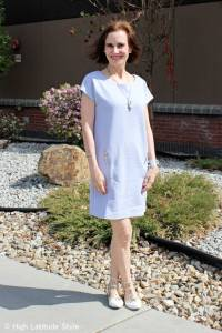 Read more about the article Blue Vanilla Zip-pocket Tunic Dress Review