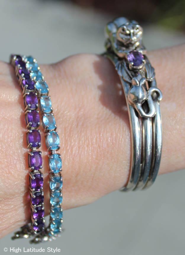 #jewelry arm candies | High Latitude Style | http://www.highlatitudestyle.com