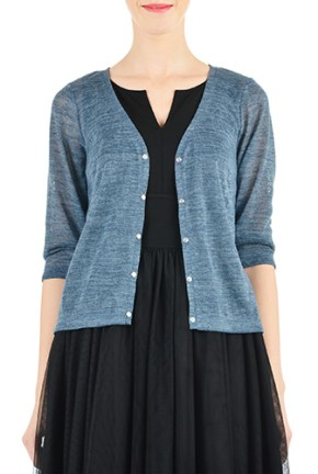 cardigan for women in midlife