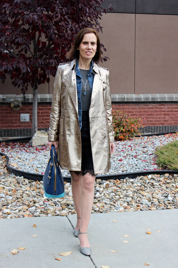 mature fall work outfit outfit for a Real Woman