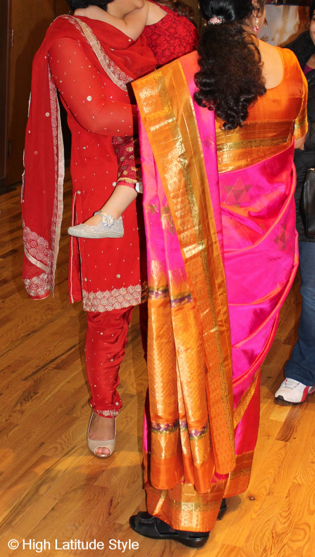 Great Indian outfits at the party