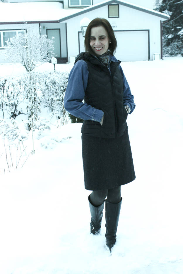 #Alaska #travel #fashion What to wear for aurora watching