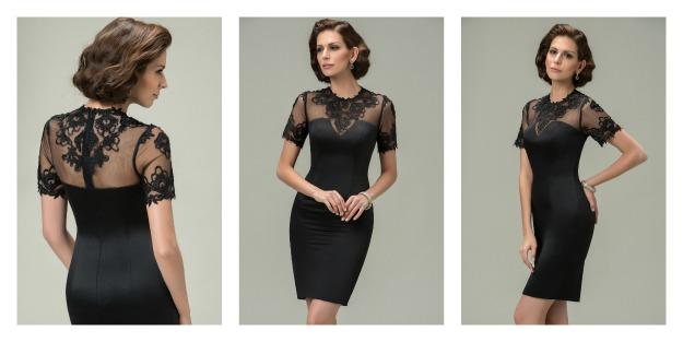 #fashionover40 BeFormal.com.au evening wear lace sheath dress