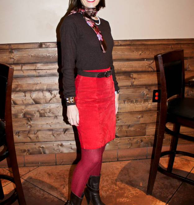 #fashionover40 best outfits of December work outfit @ High Latitude Style @ http://www.highlatitudestyle.com