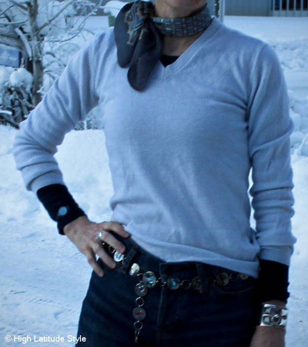 layering and styling inspirations for mature women