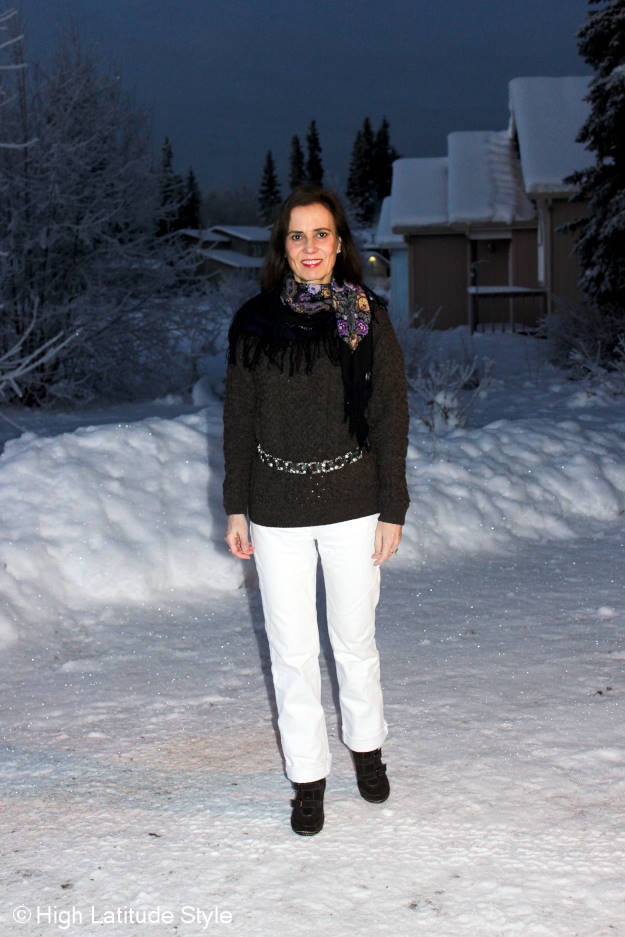 #fashionover40 casual outfit @ http://www.highlatitudestyle.com