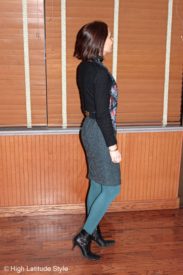 #fashionover50 Best outfits of January: example work outfit @ High Latitude Style @ http://www.highlatitudestyle.com