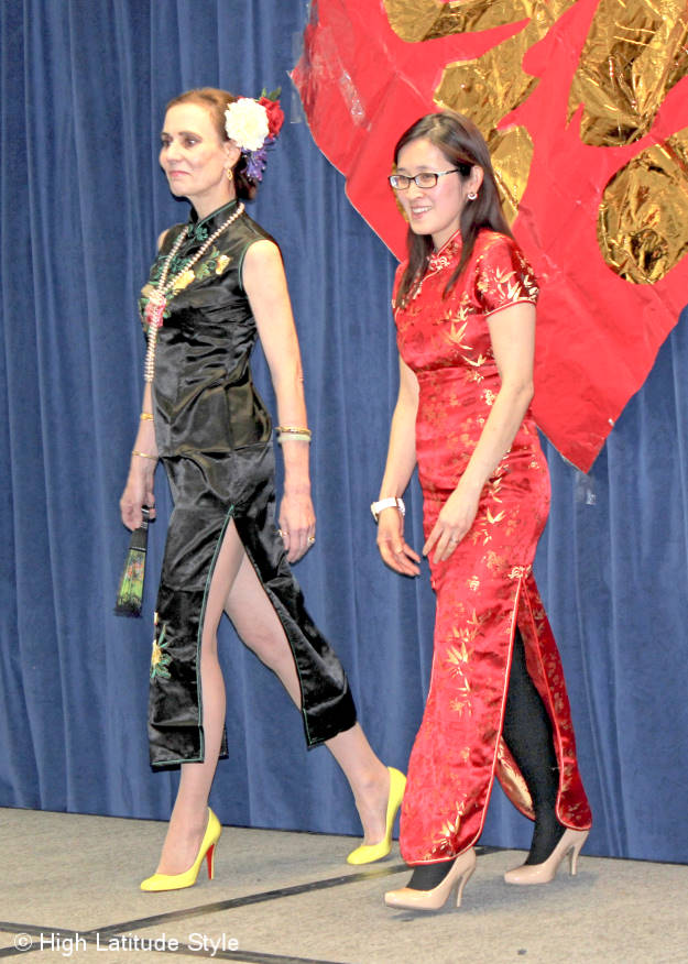 Chinese fashion show @ http://www.highlatitudestyle.com