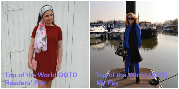 Top of the World OOTD linkup party every Thursday