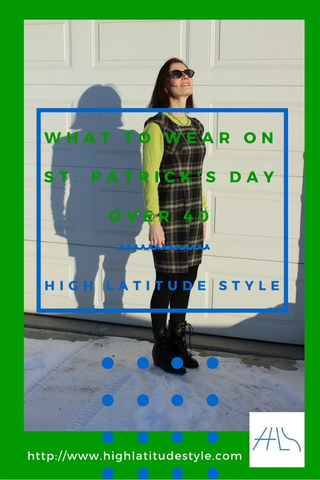 #fashionover40 Effortlessly chic outfit inspirations for St. Patrick Day @ http://www.highlatitudestyle.com