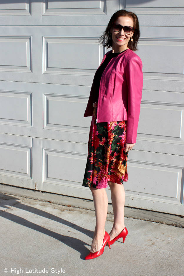 fashionover50 Mother's Day outfit