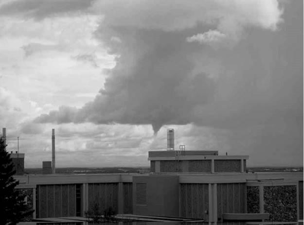 #Alaska funnel cloud over Fairbanks