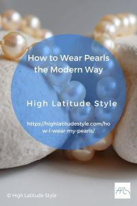 How to Wear Pearls the Modern Way
