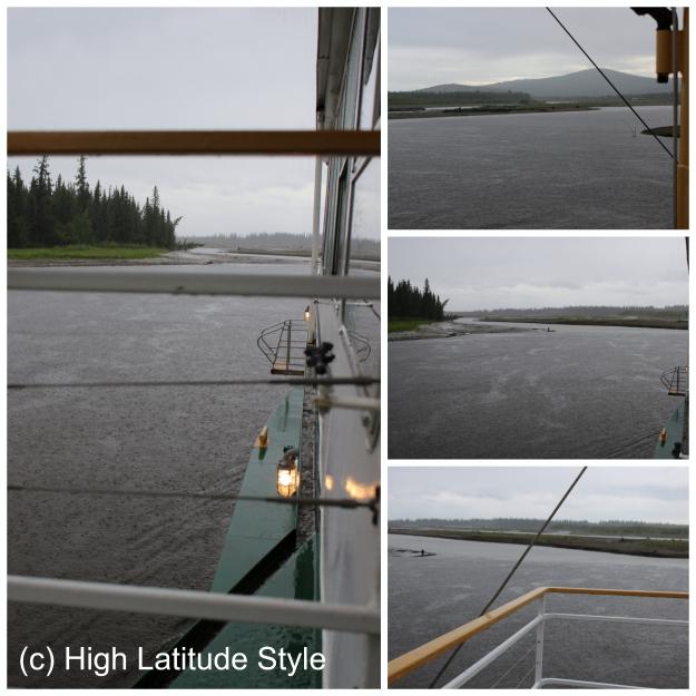 #FocusAlaska every Monday on High Latitude Style  - Chena and Tanana rivers