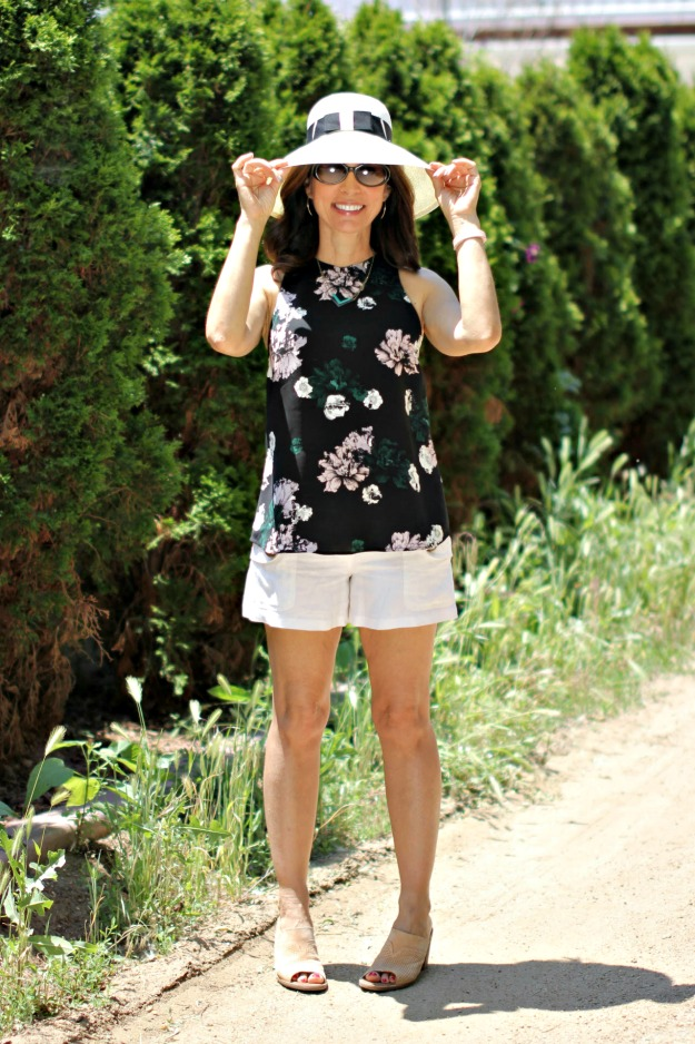 Ageless Style Bloggers vacation style