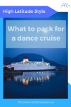 What You Need to Pack for Ageless Style on a Dance Cruise