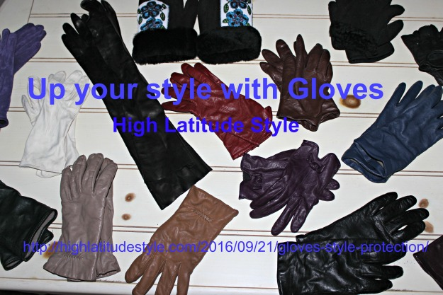#agelessStyle selection of gloves for various occassions
