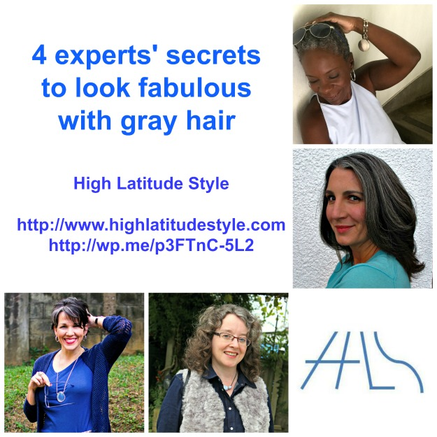 gray hair experts' secrets for great gray hair