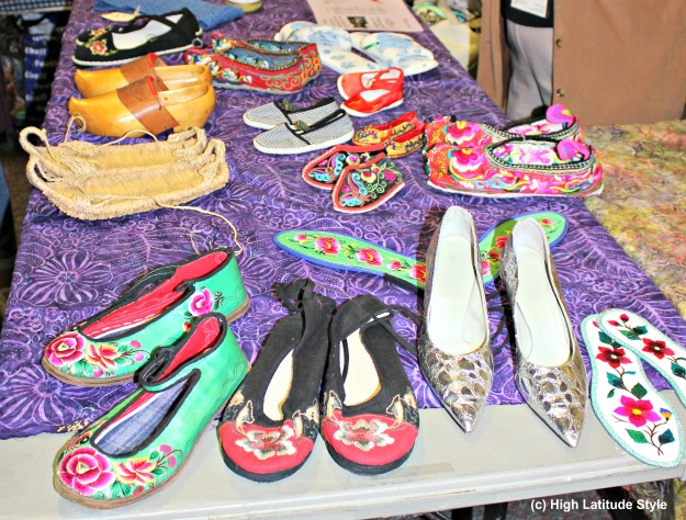 #shoes shoes from various countries of the world