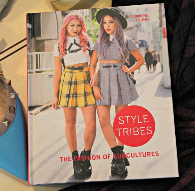 #fashionbookreview Style Tribes book cover