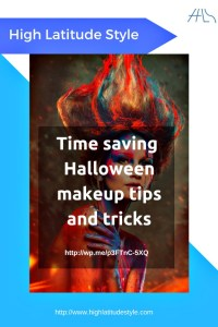 Halloween makeup tricks and tips