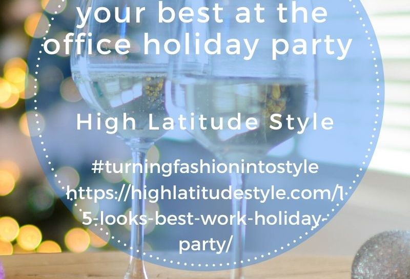 post banner 15 ideas to look your best at the holiday party at work