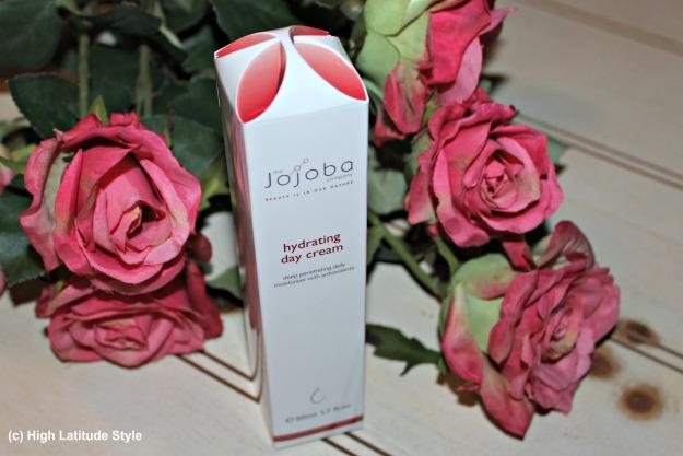 #beautyover40 Jojoba hydrating day cream