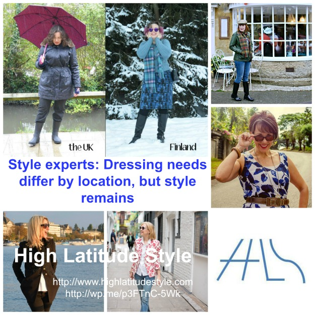 #styleover50 style experts on dressing code in different countries