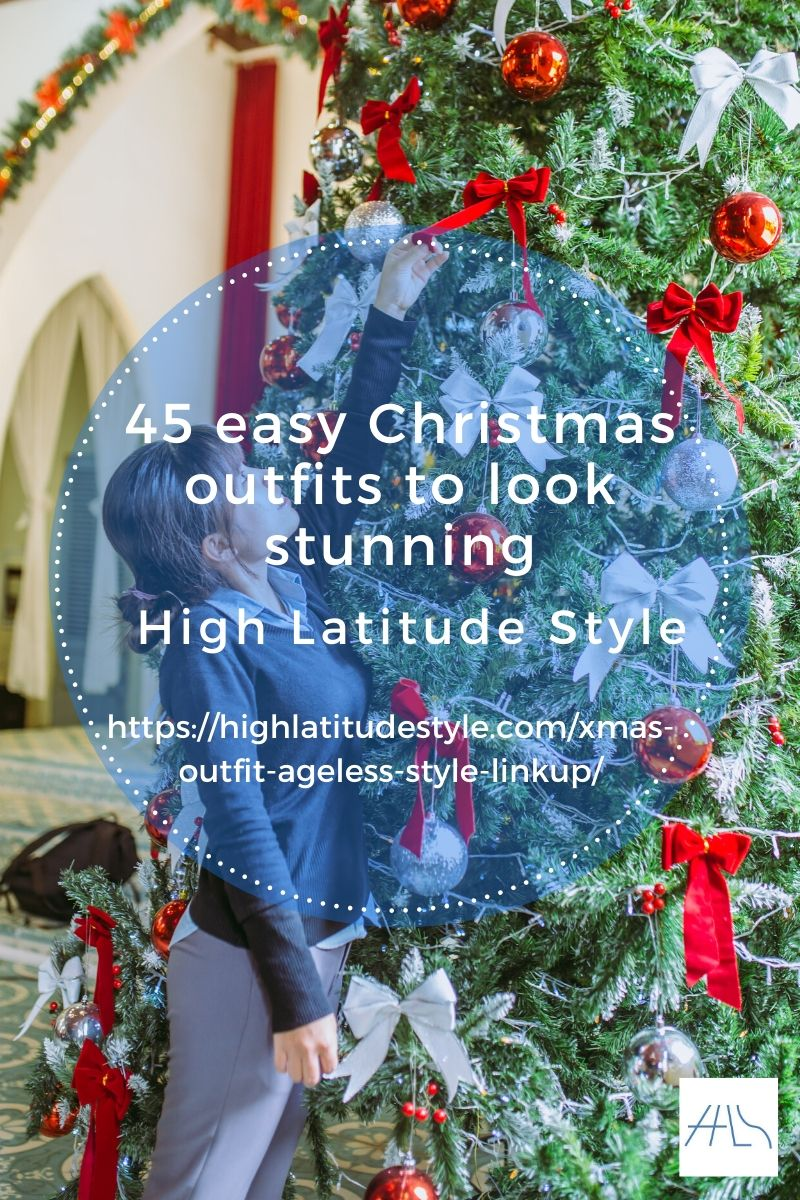 Easy Christmas Outfits for You to Look Stunning