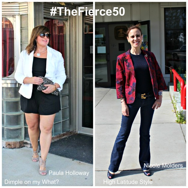 The Fierce 50 Paula Holloway and Nicole Mölders