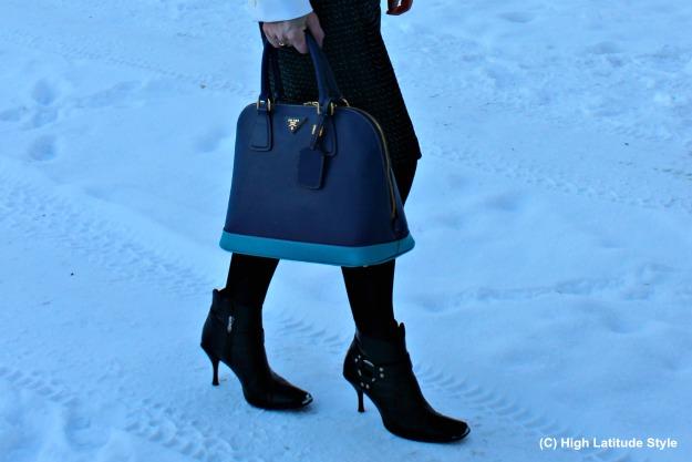 #accessory beautiful Prada bag