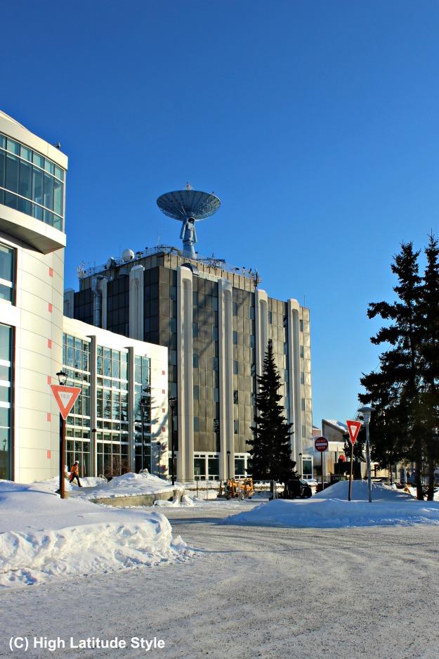 Focus Alaska Geophysical Institute