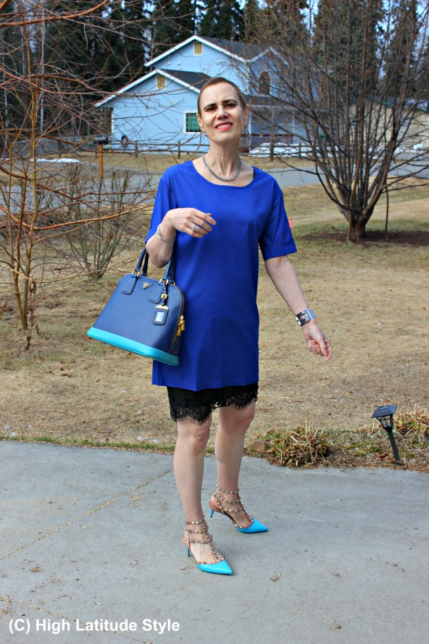 #styleover50 woman in office look