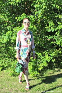 Read more about the article Keep cool in a great shirt dress look