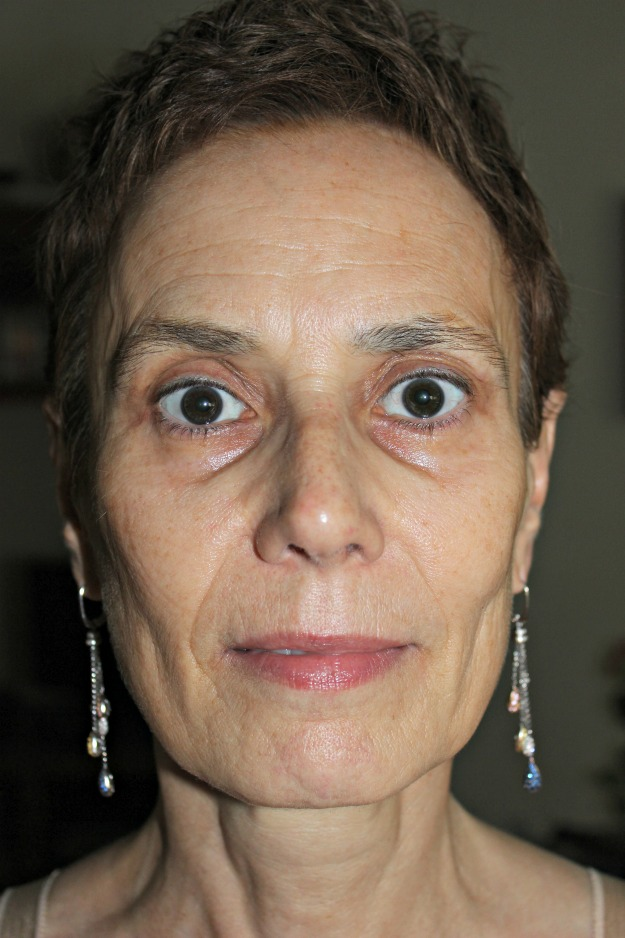 #skincareover40 face after 4 weeks of using Zenmed products