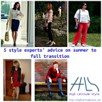 5 style experts' advice to transition summer fashion to fall