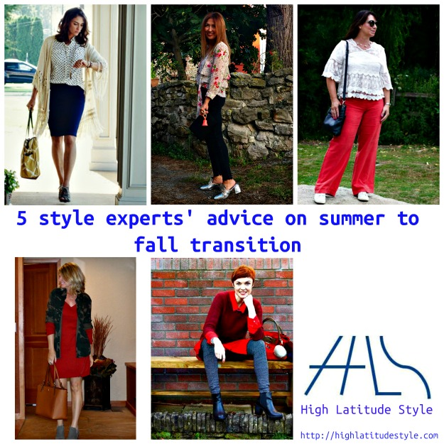 5 style experts' advice on summer to fall transition