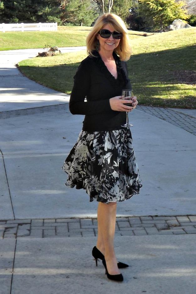 Top of the World OOTD Readers' Fav Cheryl Tucker