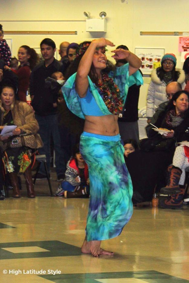 Polynesian outfit
