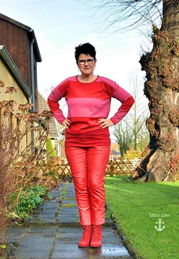 Top of the World OOTD Readers' Fav Sabine Gimm