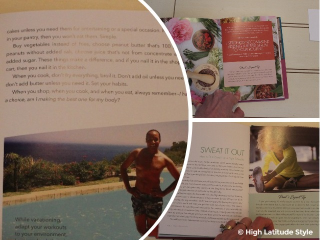 #lifestyle pagesof Paul Wharten's book