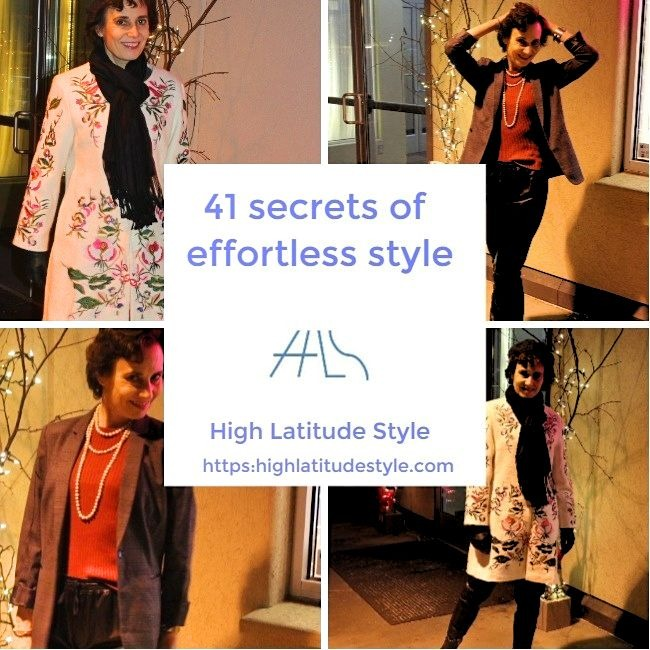 #stylesecrets #advancedstyle teaser for effortlessly chic outfits with two stylish outfit examples