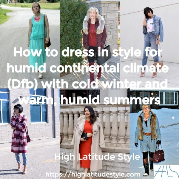 #midlifestyle 5 fashion and style bloggers dressing stylishly for humid continental weather