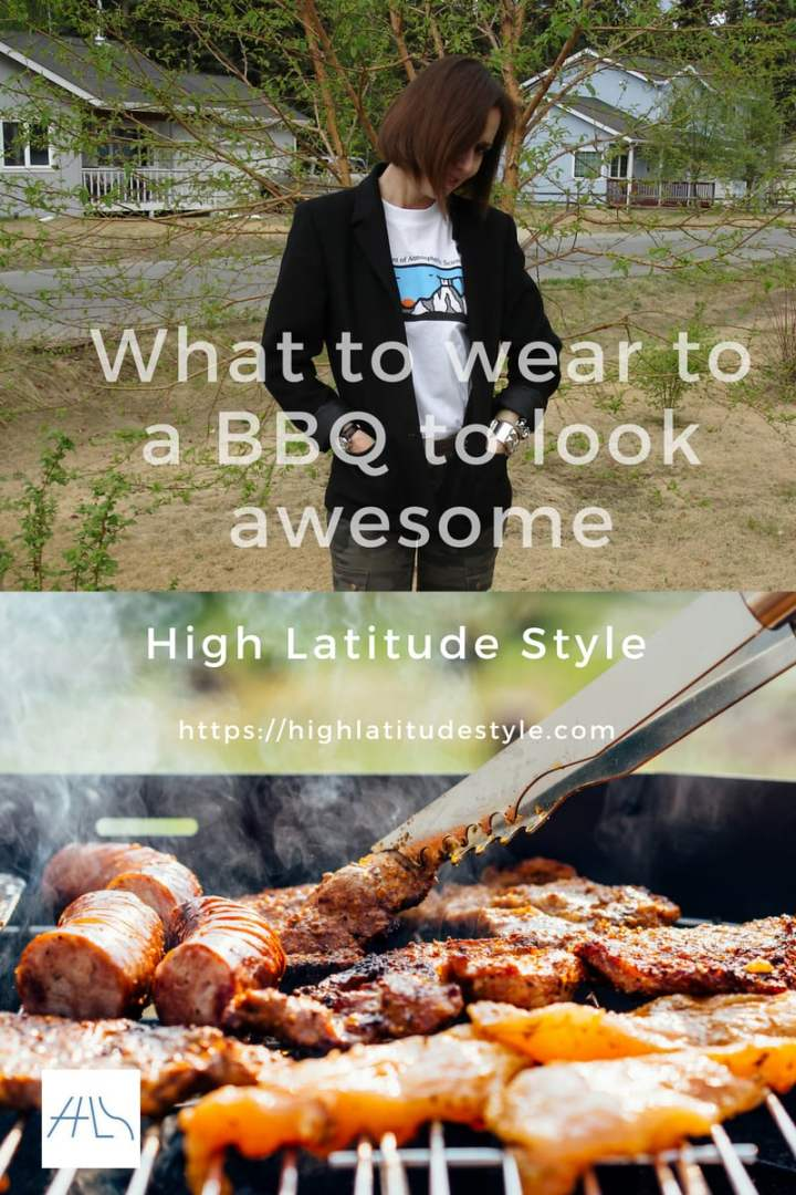 #BBQ What to wear to a barbecue to look awesome