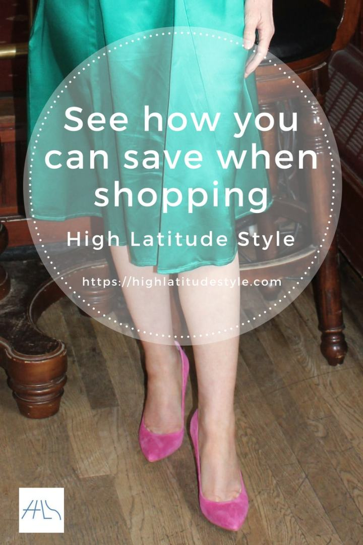 #saving #budgetfashion see how you can save when shopping post banner