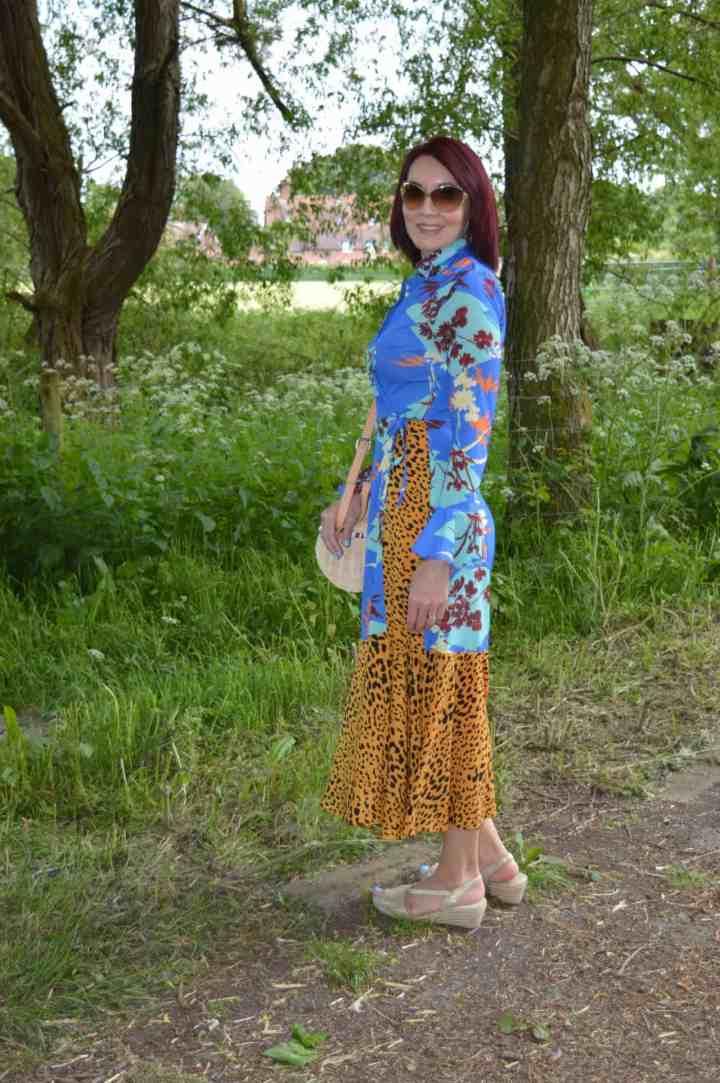 #linkup Top of the World OOTD My Fav Emma of Style Splash
