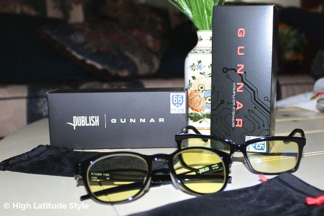 #Giveaway of these Gunnar specs