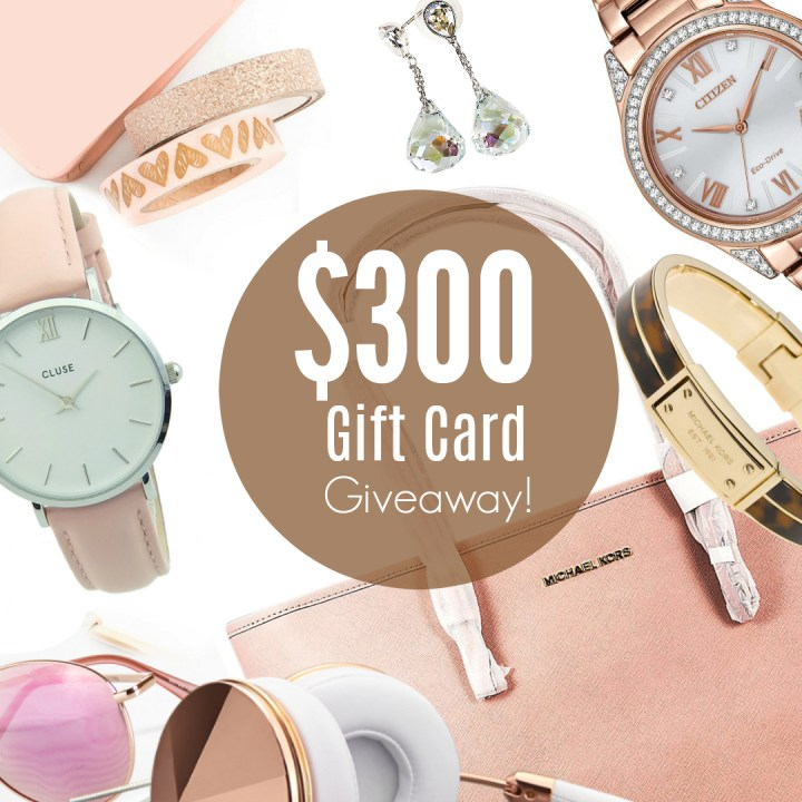 #michaelkors #citizen #cluse #mygiftstop #giveaway